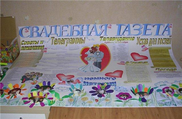 Плакат поздравление на годовщину свадьбы 22